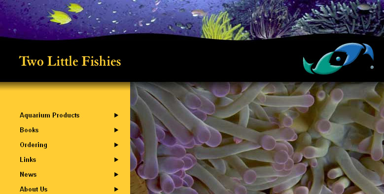Two Little Fishies Home Page