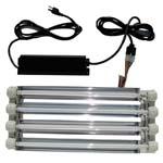 Hellolights 48″ 4 Lamp Very High Output T5 Retrofit Kit w/ bulbs