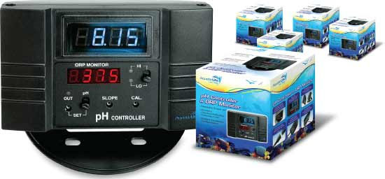 pH & ORP Controllers & Monitors