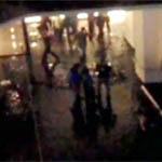 Mall Aquarium in Dubai leaks after crack