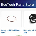 EcoTech Marine Part Store is Up