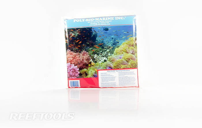 Poly Filter By Poly Bio Marine Inc Reef Tools